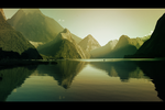 Matte Painting Landscape by homer8190