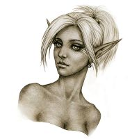 Drow by Annonyma