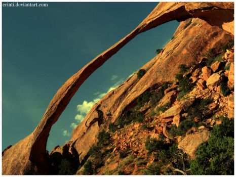 USA - Arches National Parc by Erinti