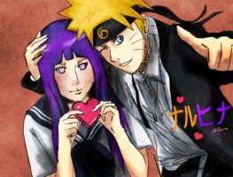 NaruHina --- True love by tomoyoyo