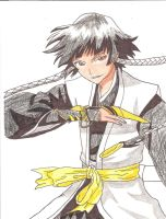 Soi Fon by Wild-BlueJay