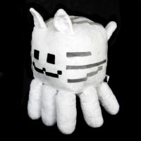 Chast Plush by Patchwork-Shark