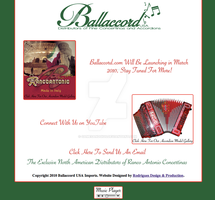 Ballaccord Web One Page Sample by gamesandgigs