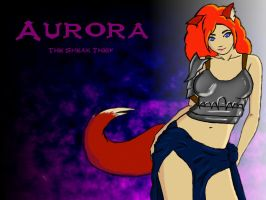 Aurora wallpaper by NeonBloodRose