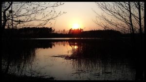 Dzwierszno Male Sunset by skywalkerdesign