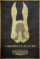 It Belongs to Everyone - Bioshock Poster by edwardjmoran
