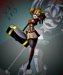 Its Harley! by G4MM43T4