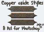 Copper oxide  styles by jojo-ojoj