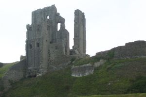Corfe Castle Stock 17 by SSDesigns