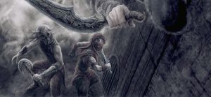 PRINCE OF PERSIA WARRIOR WITHIN PROGRESS SCREEN 2 by octopusdesenhos