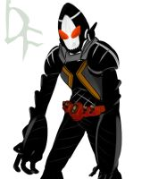 dark fourze by ashita-no-jyo