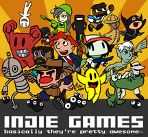 Indie Games by Starflier