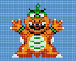 Bowser Tiled by drsparc
