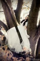 White Wedding by la-esmeralda