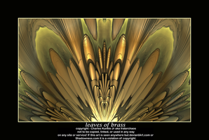 leaves of brass by fraterchaos