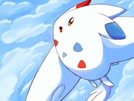 Togekiss by Togechu