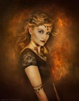 Fire Element by Liancary-Stock