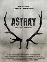 Astray - Short Film - Poster 1 by ivelt