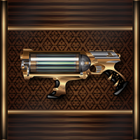 Steampunk Gun 2 by IllustratorG