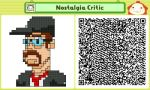 Nostalgia Critic Pushmo level by LJPhil