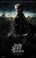 Snow white and The Huntsman 2012 by MoviePoster2012