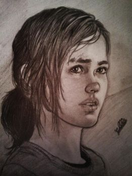 ellie by theblackdalia