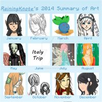 2014 Summary by RainingKnote