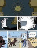 MLP Comic 31: To the Wasteland by Average-00