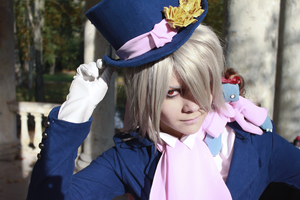 Pandora Hearts: Mad hatter by Nobure