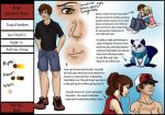 Reign Character Sheet: Touya Everdeen by TeamHeartGold