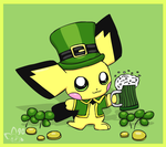 It's Easy Being Green by pichu90