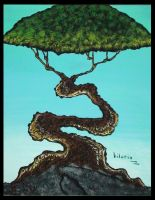 'Tree Of Relaxation' by VILORIA-ARTS