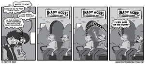 Shady Acres by zombiecarter