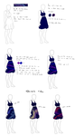 Galaxy Clothes Effect Tutorial by ShadowInkAdopts