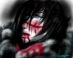 Bloody Hell by kisame661366