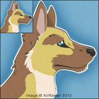 Icon: Nachthund 2012 by AirRaiser
