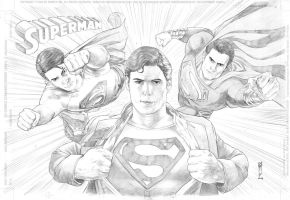 Superman The movie Lagacy by Thegerjoos