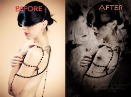 Before After 50 by FP-Digital-Art