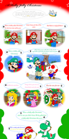 Merry Christmas 2012 by Nintendrawer