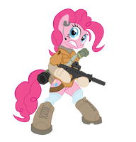 pinkie pie by shadawg