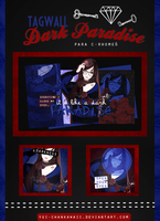 Tagwall ''Dark Paradise'' by Yui-chanKawaii