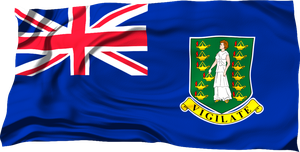 Flags of the World: The British Virgin Islands by MrAngryDog