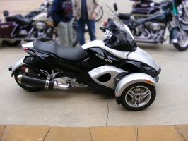 Can-Am Spyder by colts4us