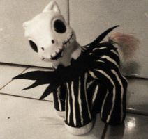 Jack Skellington by LiseyandKi by customlpvalley