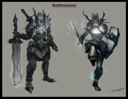 Battlemaster by wyd1985