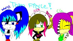 Team Fierce Logo by Sasha-the-Hedgie