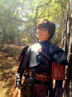Hiccup Cosplay ~What are You Laughing at?~ by oOPrincessLinkOo