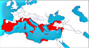 Roman Republic in 59 BC by woodsman2b