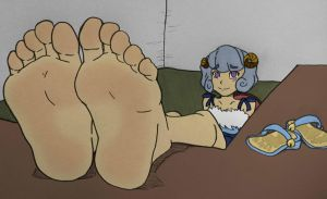 Sheepish Soles (By Murati2882) by SonicTemperance