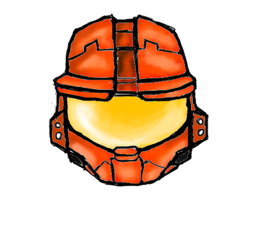 Spartan Helmet by Starscream4ever